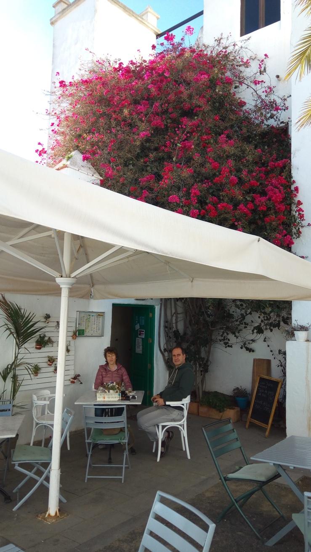 Cafe-bar, Teguise, Lanzerote