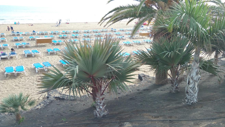 Плажа ба Пуерто де ла Кармен, Лансароте
