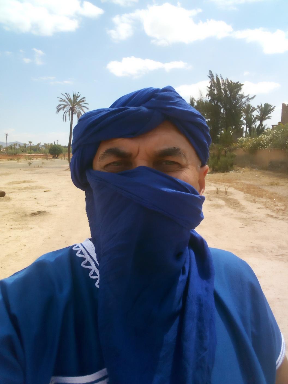 Разходка с камила, Маракеш, Мароко, picture 7
