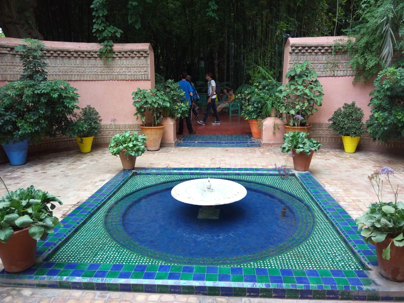 Градината на Ив Сен – Лоран, Маракеш, Мароко, picture 8