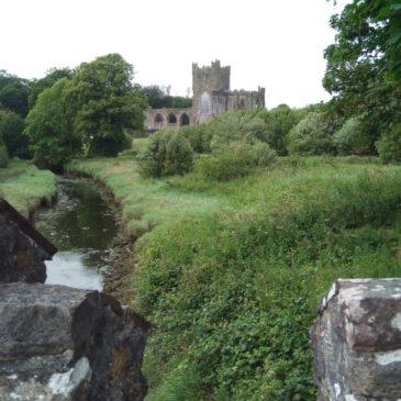 Tintern Abbey, графство Wexford, Ирландия