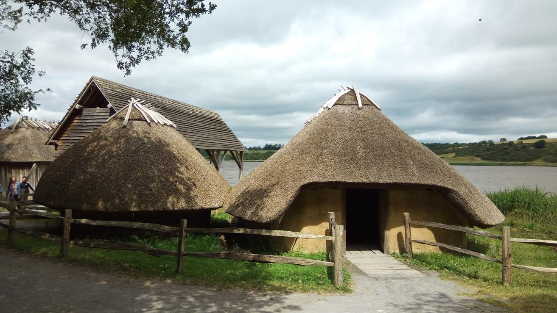 Снимка 1, Епохата на първите викинги, Irish National Heritage Park, Ирландия