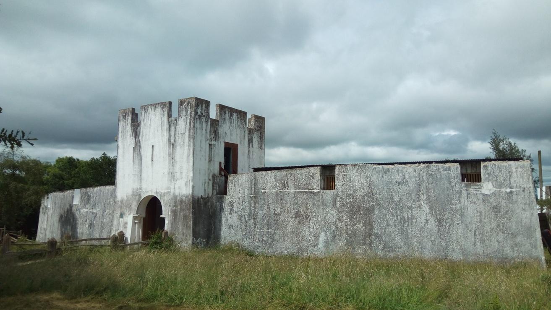 Снимка 2, Епохата на норманите, Irish National Heritage Park, Ирландия