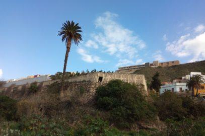 По течението на Guiniguada, Gran Canaria