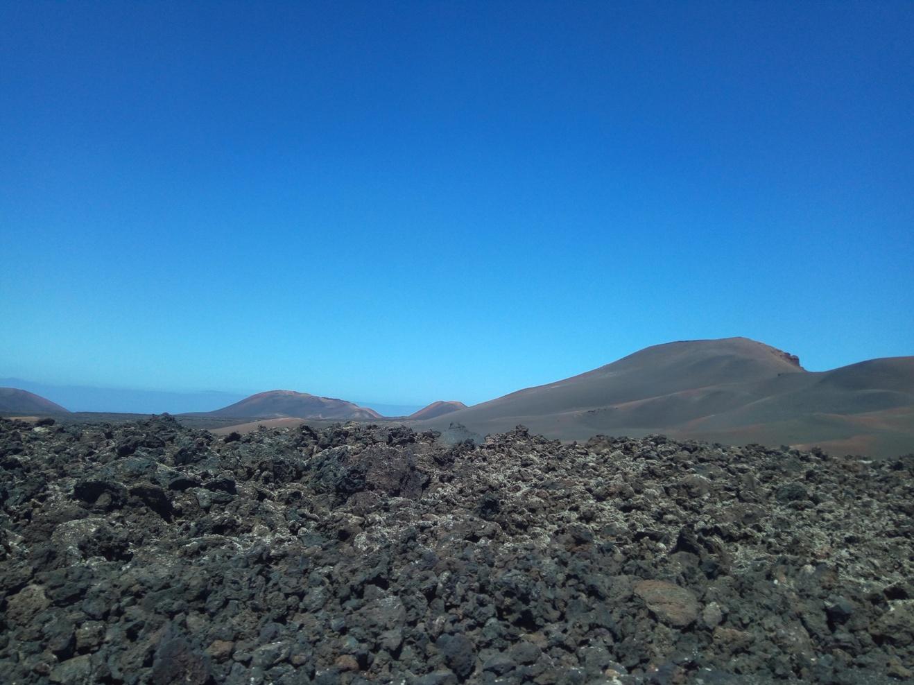 Montañas del Fuego, Lanzerote, Canary Islands, Spain