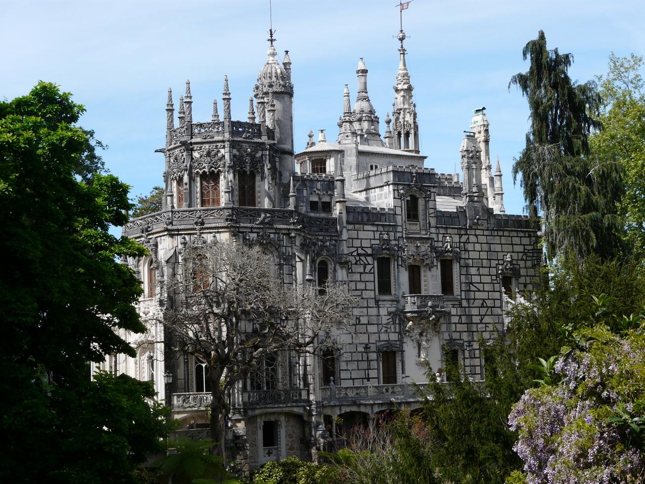 1 Quinta da Regaleira, Sintra, Portugal