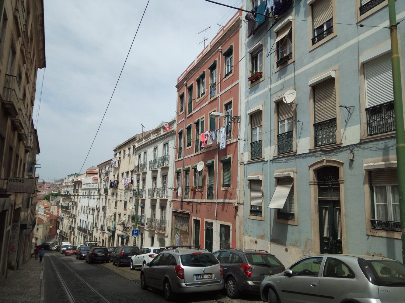 The Lisbon streets, Portugal, Picture 14