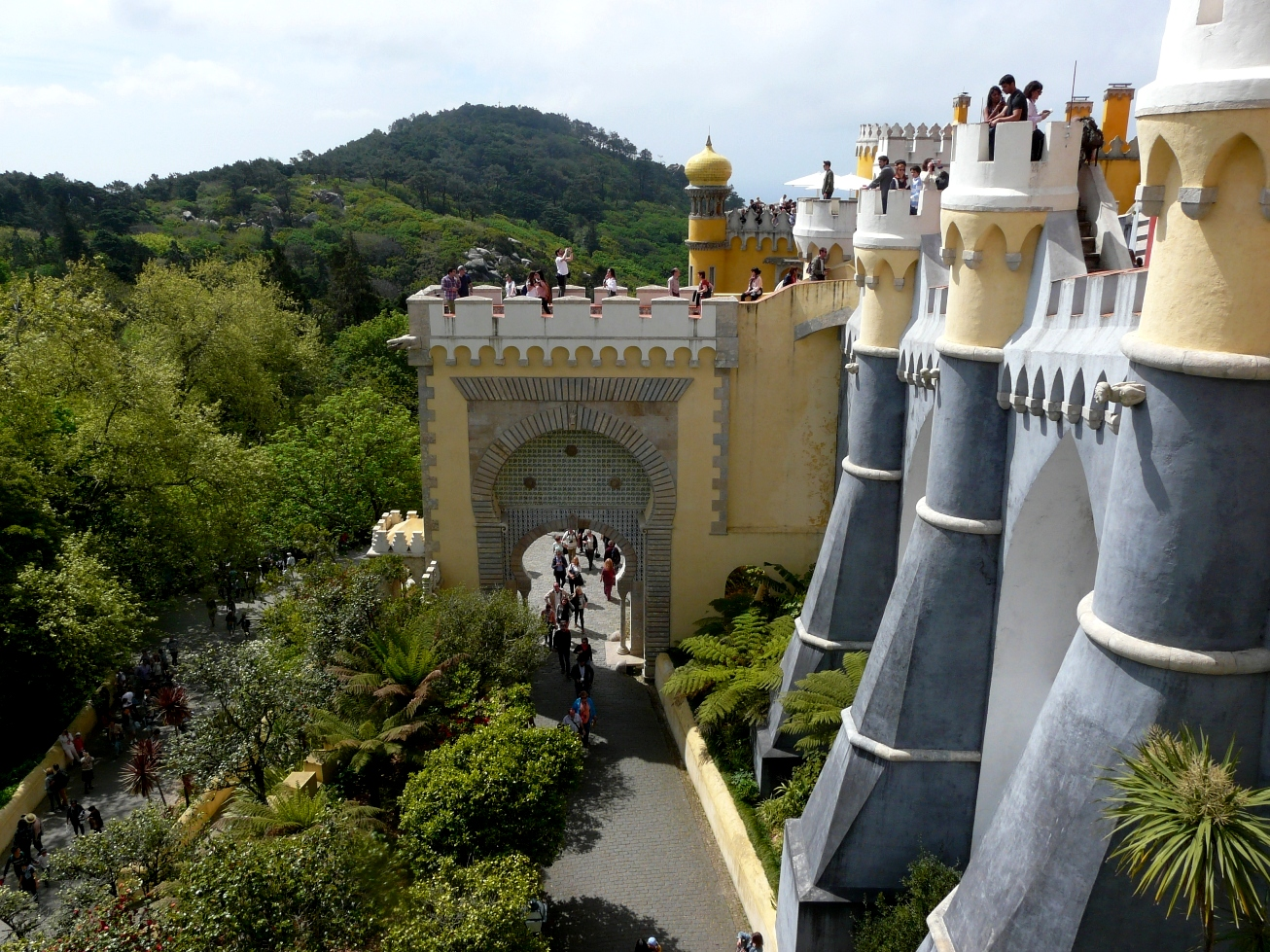 Picture 14, Pena Palace, Sintra, Portugal