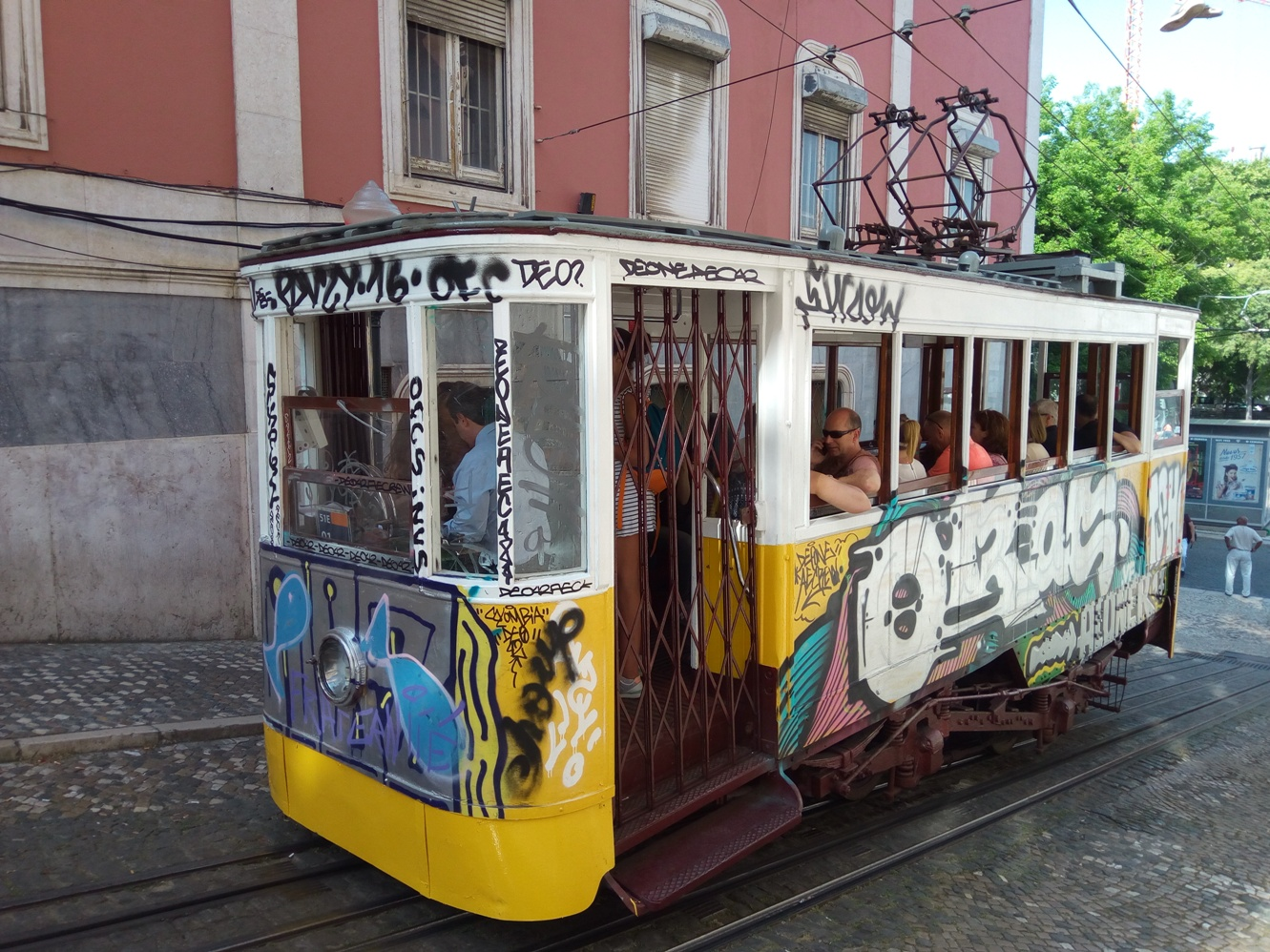 The Lisbon streets, Portugal, Picture 15