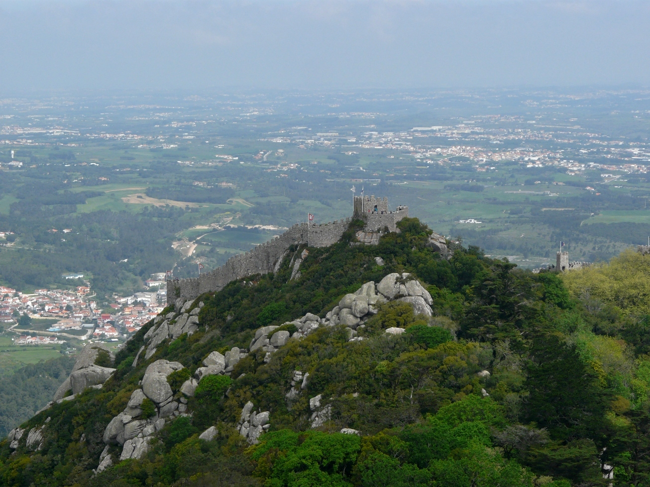 Picture 1, Castelo dos Mouros, Sintra, Portugal