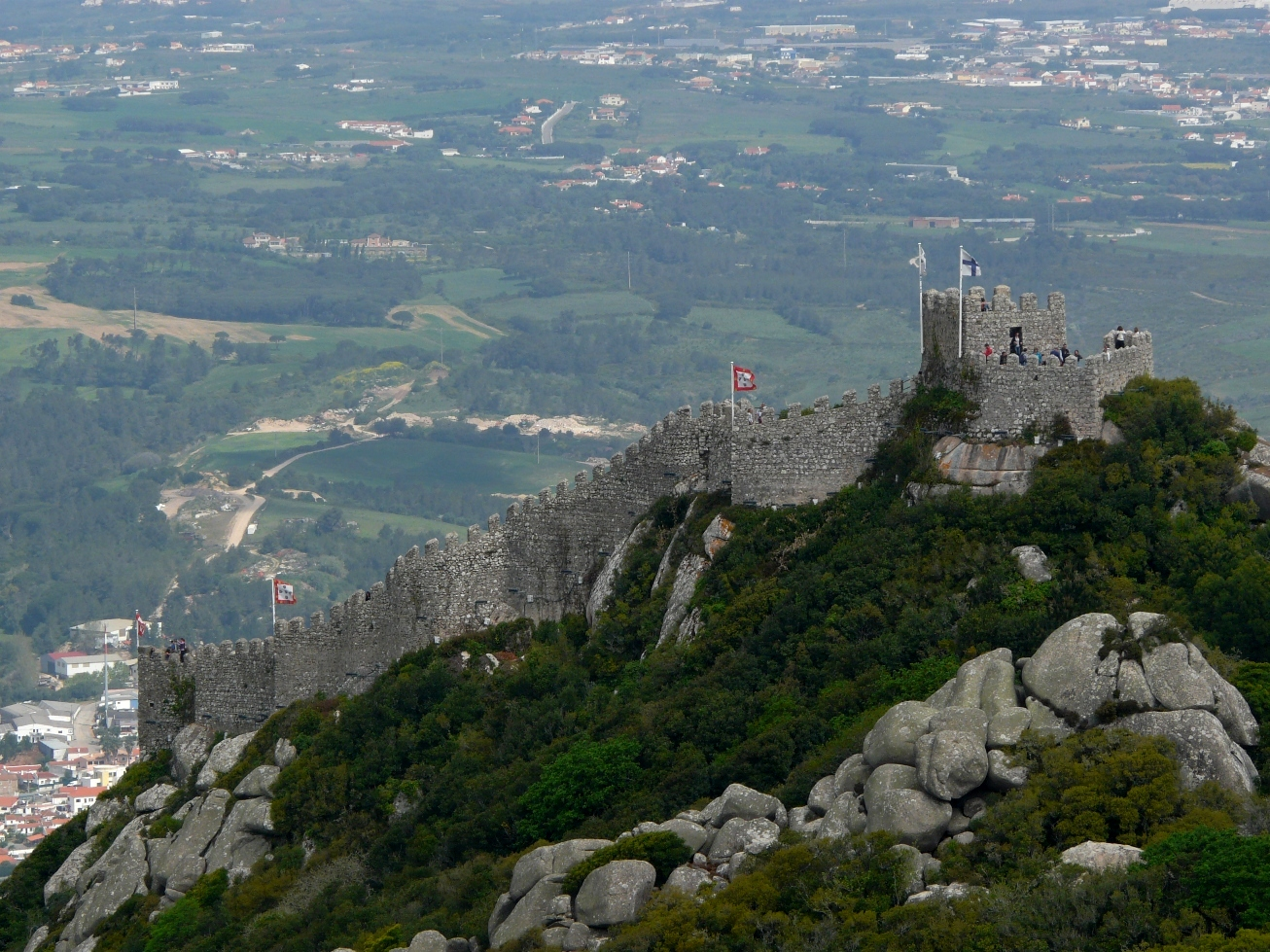 Picture 2, Castelo dos Mouros, Sintra, Portugal