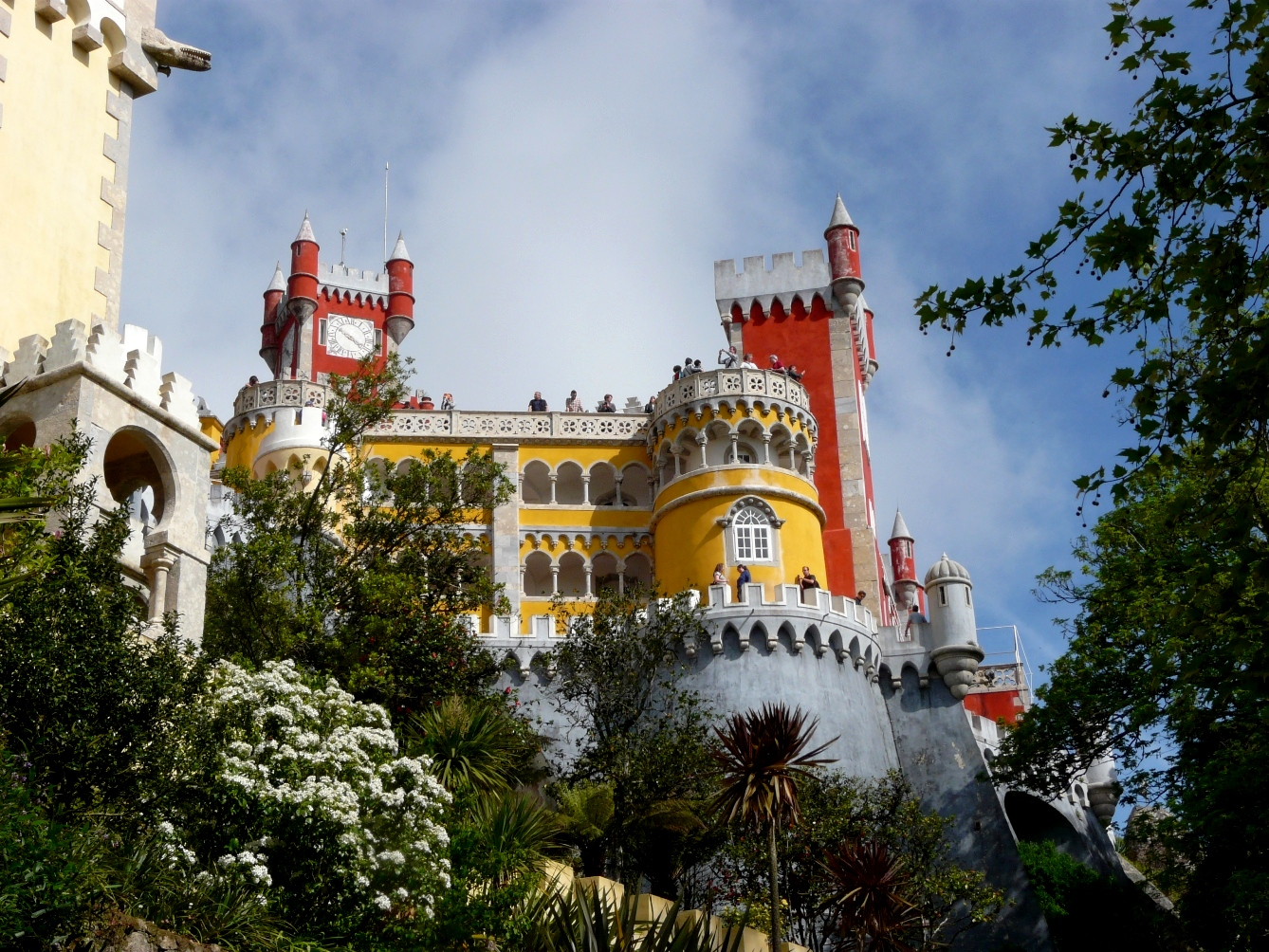 Picture 2, Pena Palace, Sintra, Portugal
