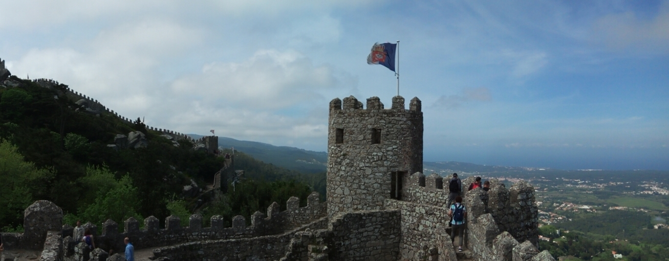 Picture 6, Castelo dos Mouros, Sintra, Portugal