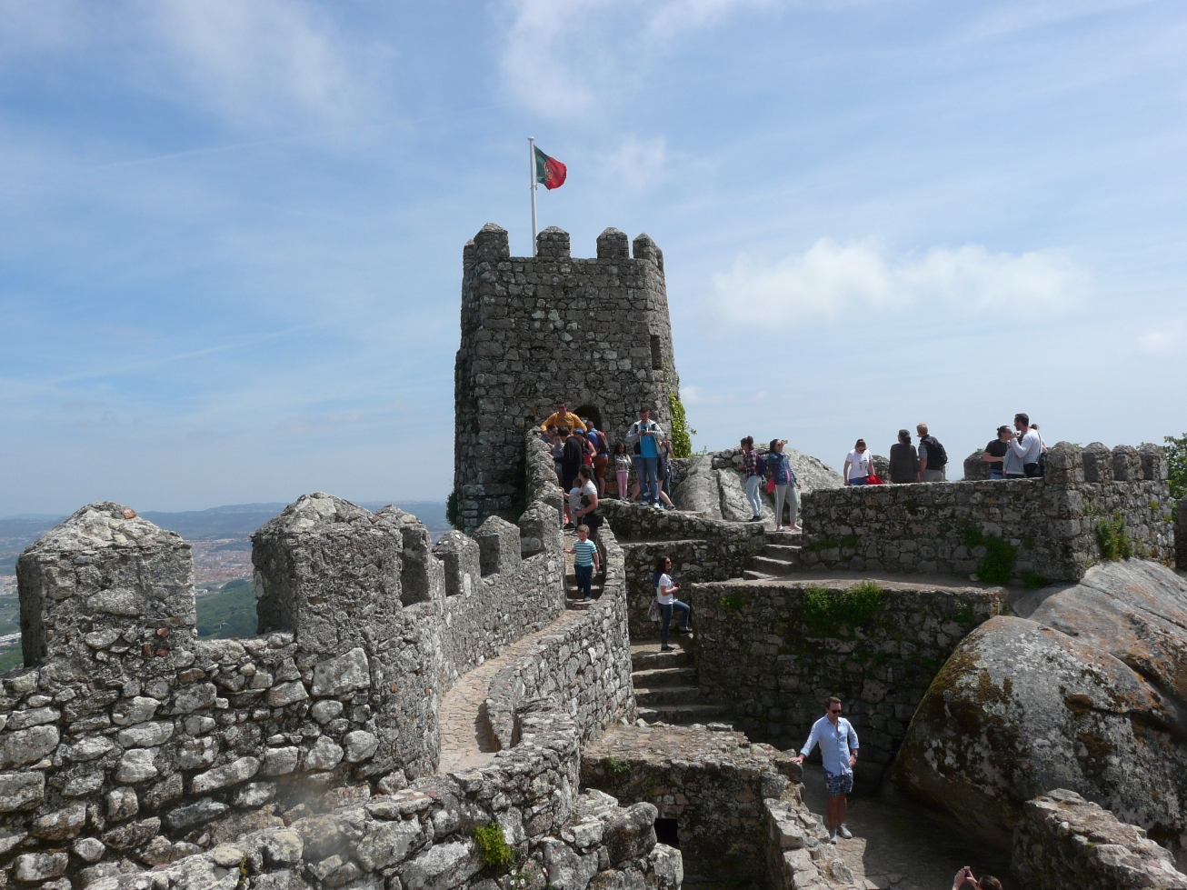 Picture 7, Castelo dos Mouros, Sintra, Portugal