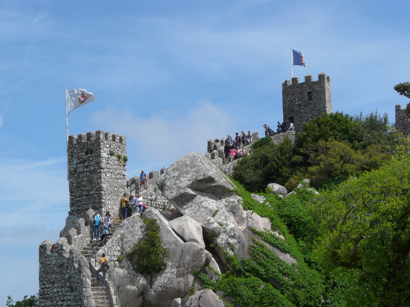 Picture 8, Castelo dos Mouros, Sintra, Portugal