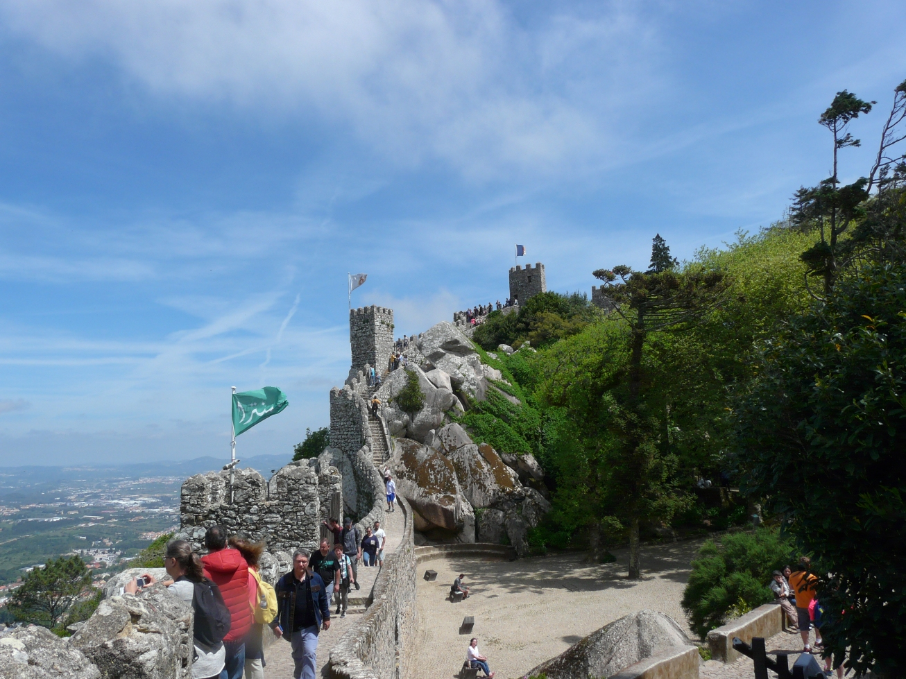 Picture 9, Castelo dos Mouros, Sintra, Portugal
