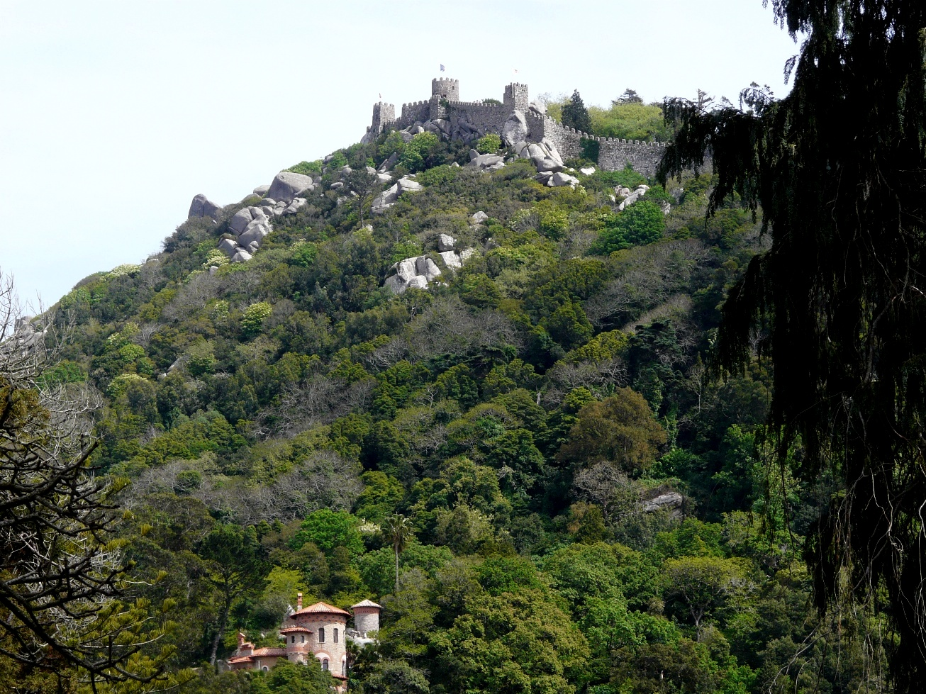 Picture 10, Castelo dos Mouros, Sintra, Portugal