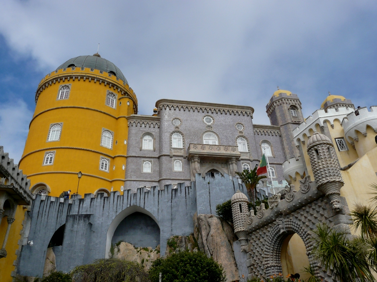 Picture 3, Pena Palace, Sintra, Portugal