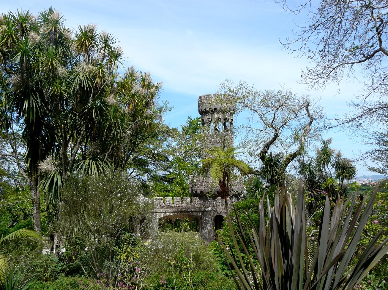 3 Quinta da Regaleira, Sintra, Portugal