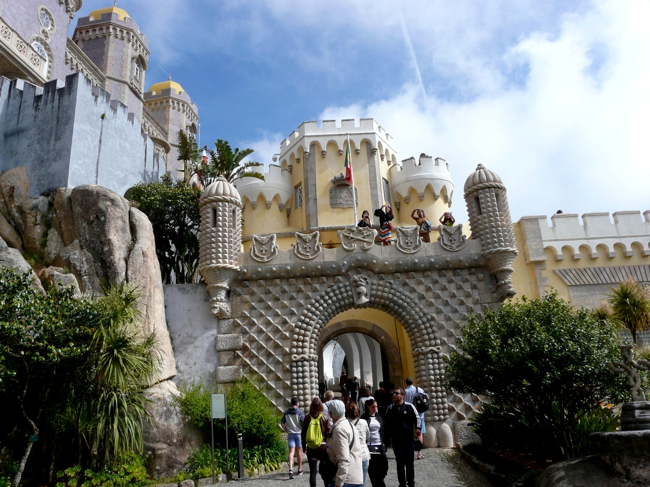 Picture 4, Pena Palace, Sintra, Portugal
