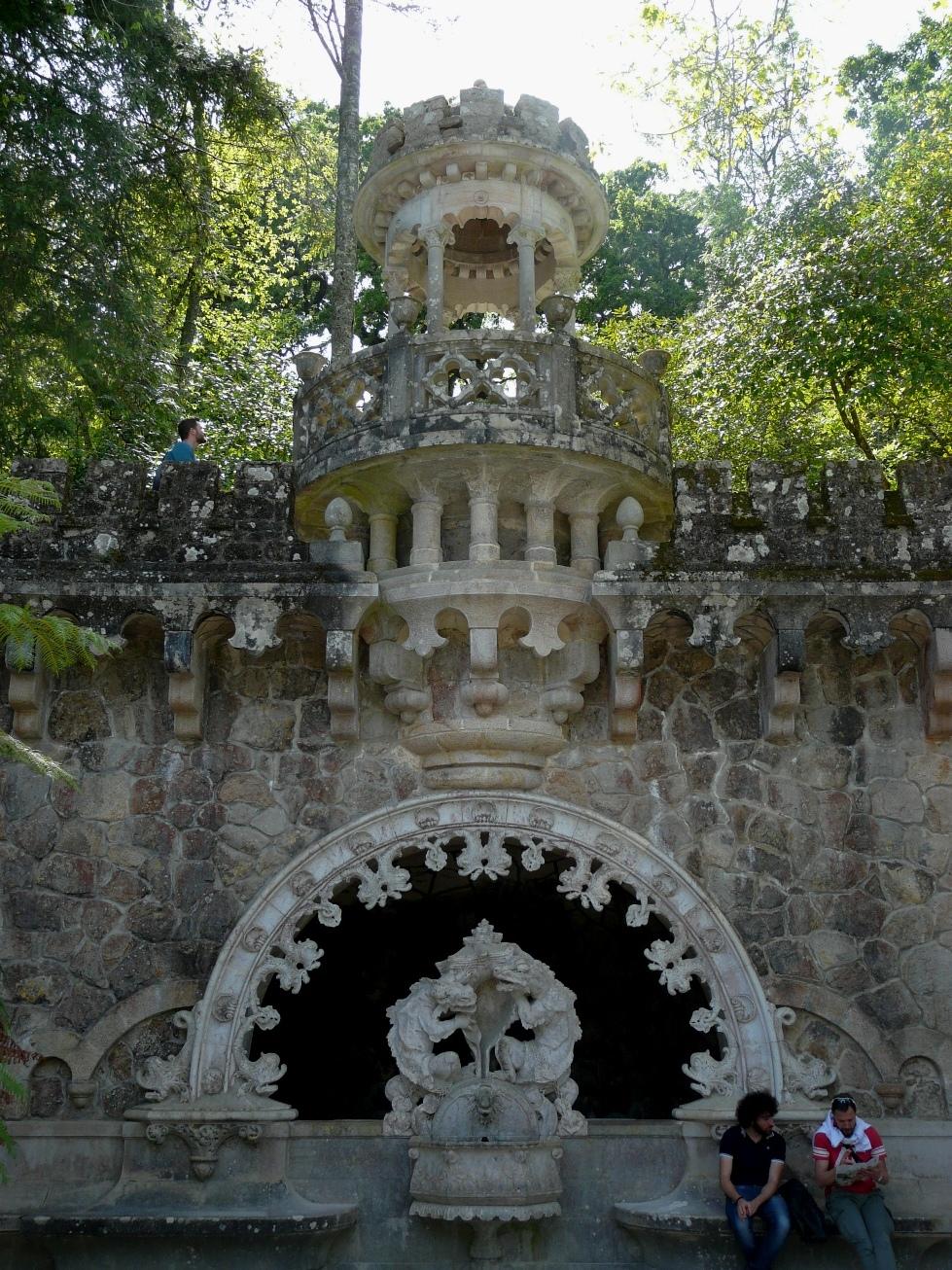 7 Quinta da Regaleira, Sintra, Portugal