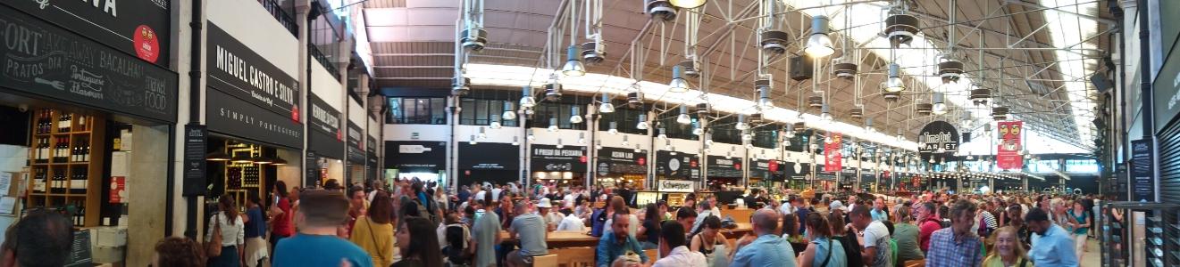 Снимка 1, Time Out Market, Лисабон, Португалия
