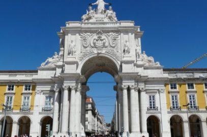 Разходка из Лисабон, Част 1
