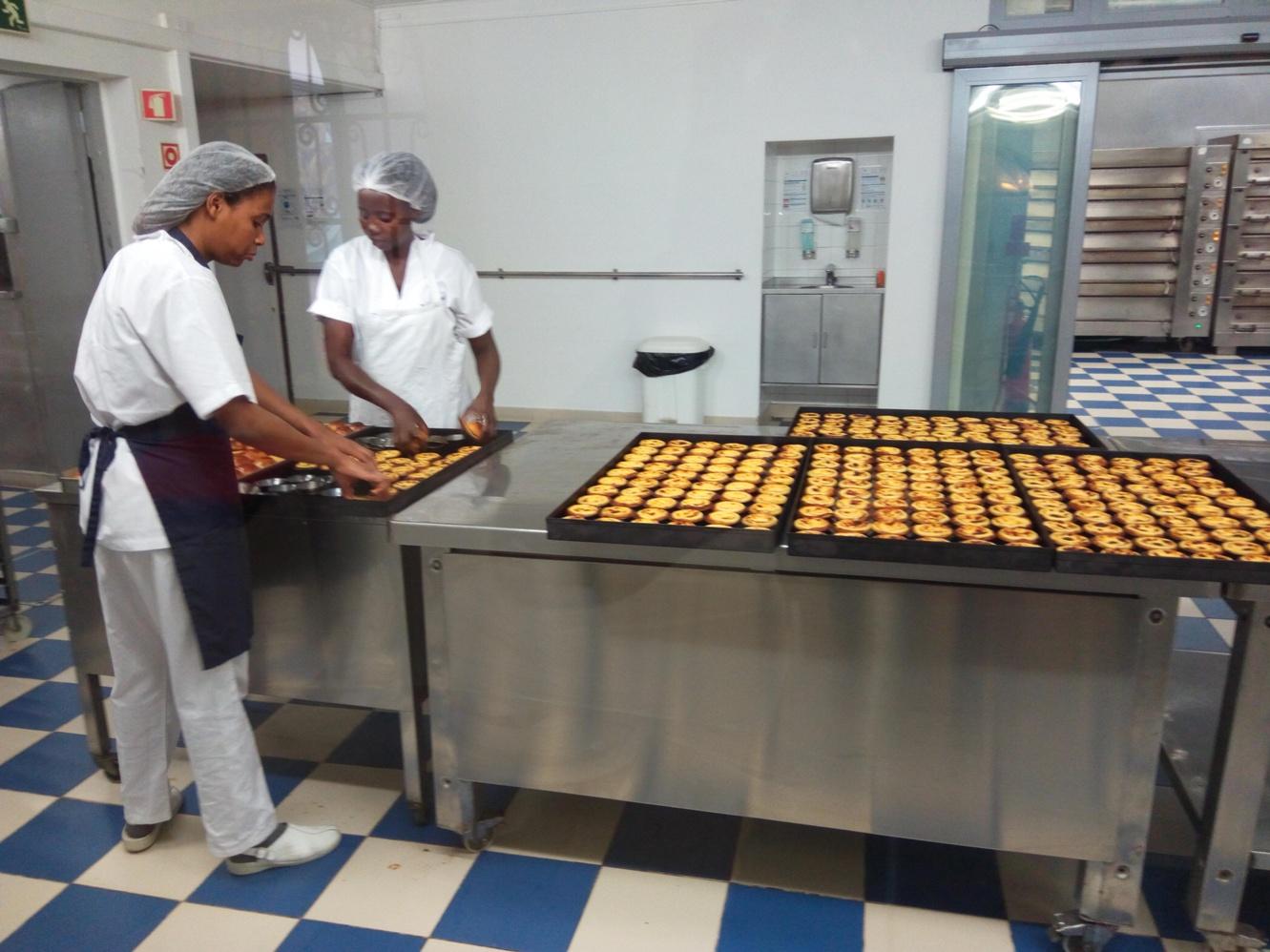 Снимка 12, Сладкарница Pasteis de Belem, Лисабон, Португалия