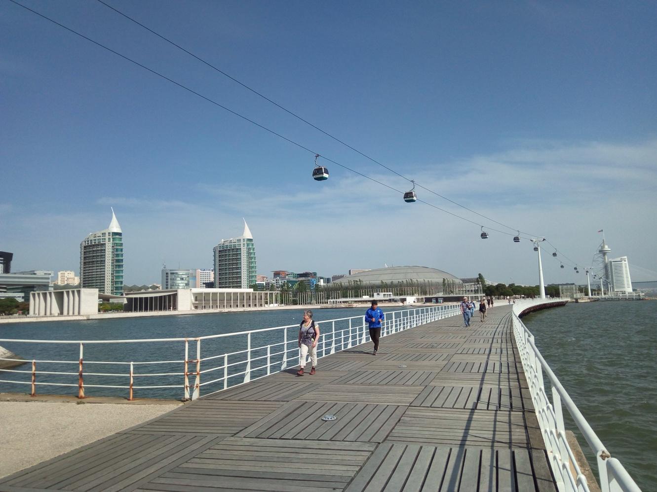 Снимка 13, Parque das Nações, Лисабон, Португалия