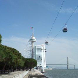 Разходка из Лисабон, Португалия (Част 3)