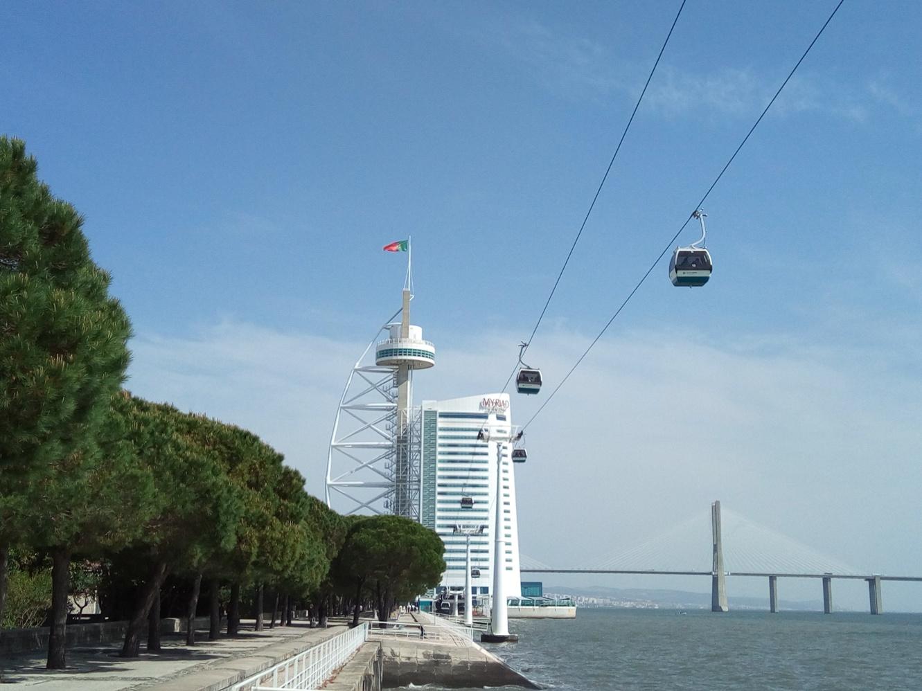 Снимка 14, Parque das Nações, Лисабон, Португалия