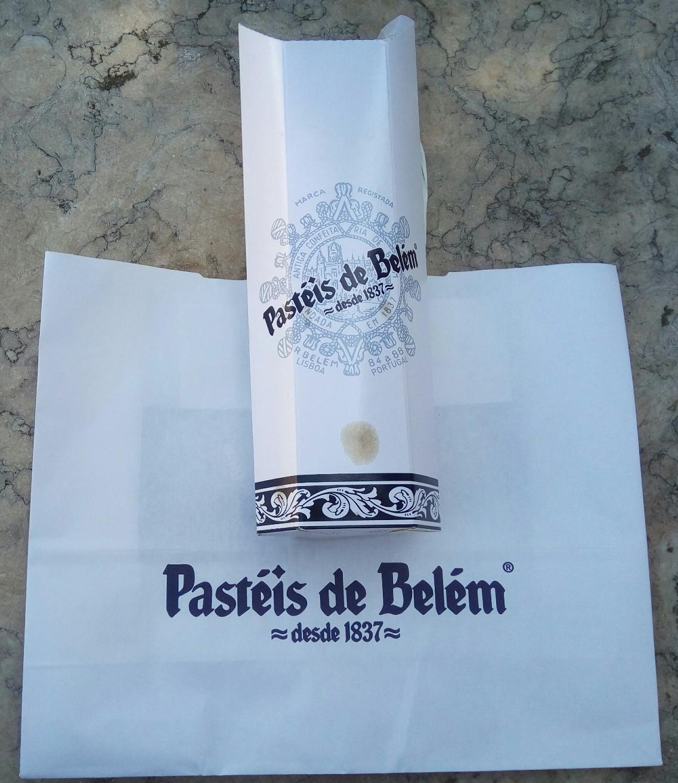 Снимка 14, Сладкарница Pasteis de Belem, Лисабон, Португалия