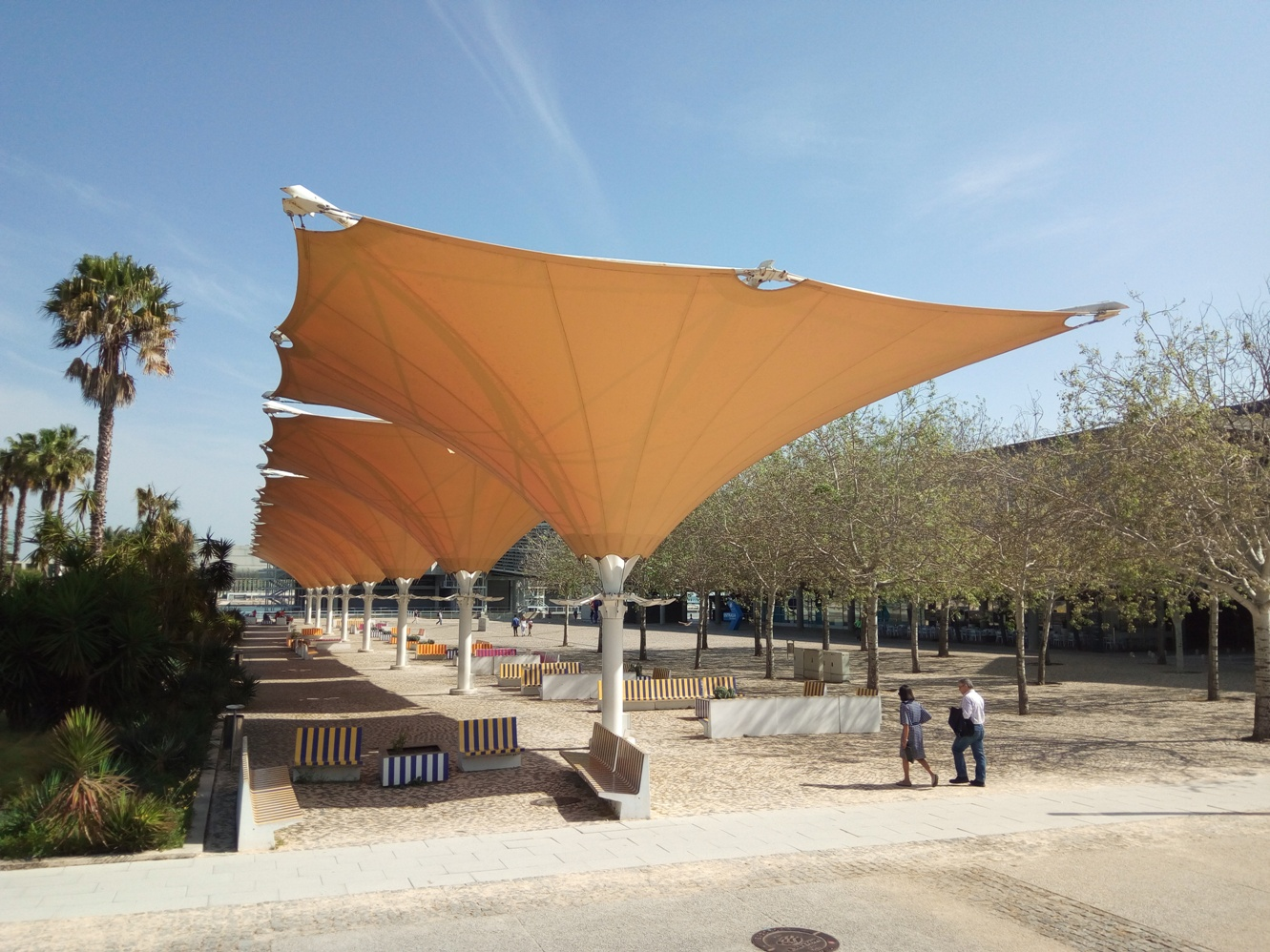 Снимка 15, Parque das Nações, Лисабон, Португалия