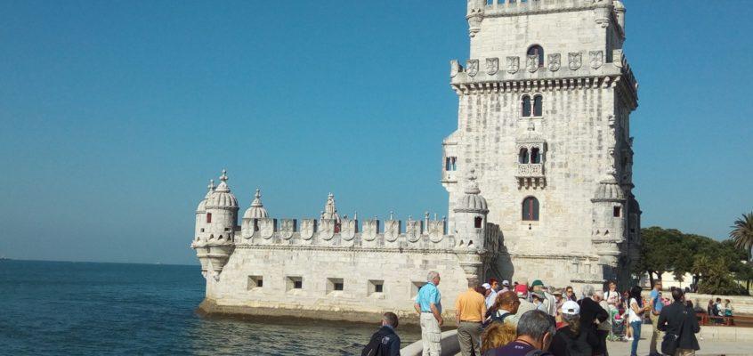 Разходка из Лисабон, Португалия (Част 2)