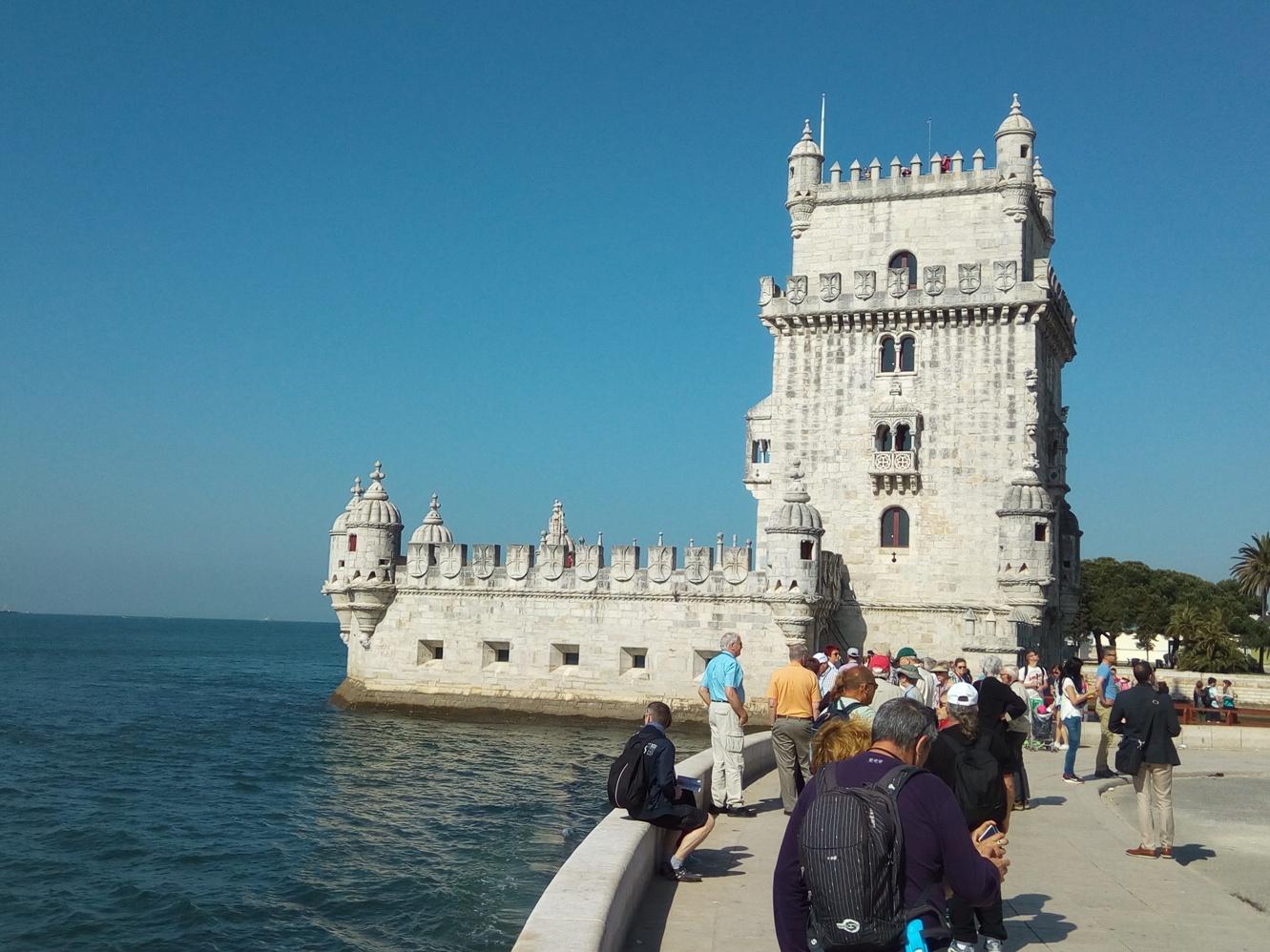 Снимка 2, Кулата на Белем, Лисабон, Португалия