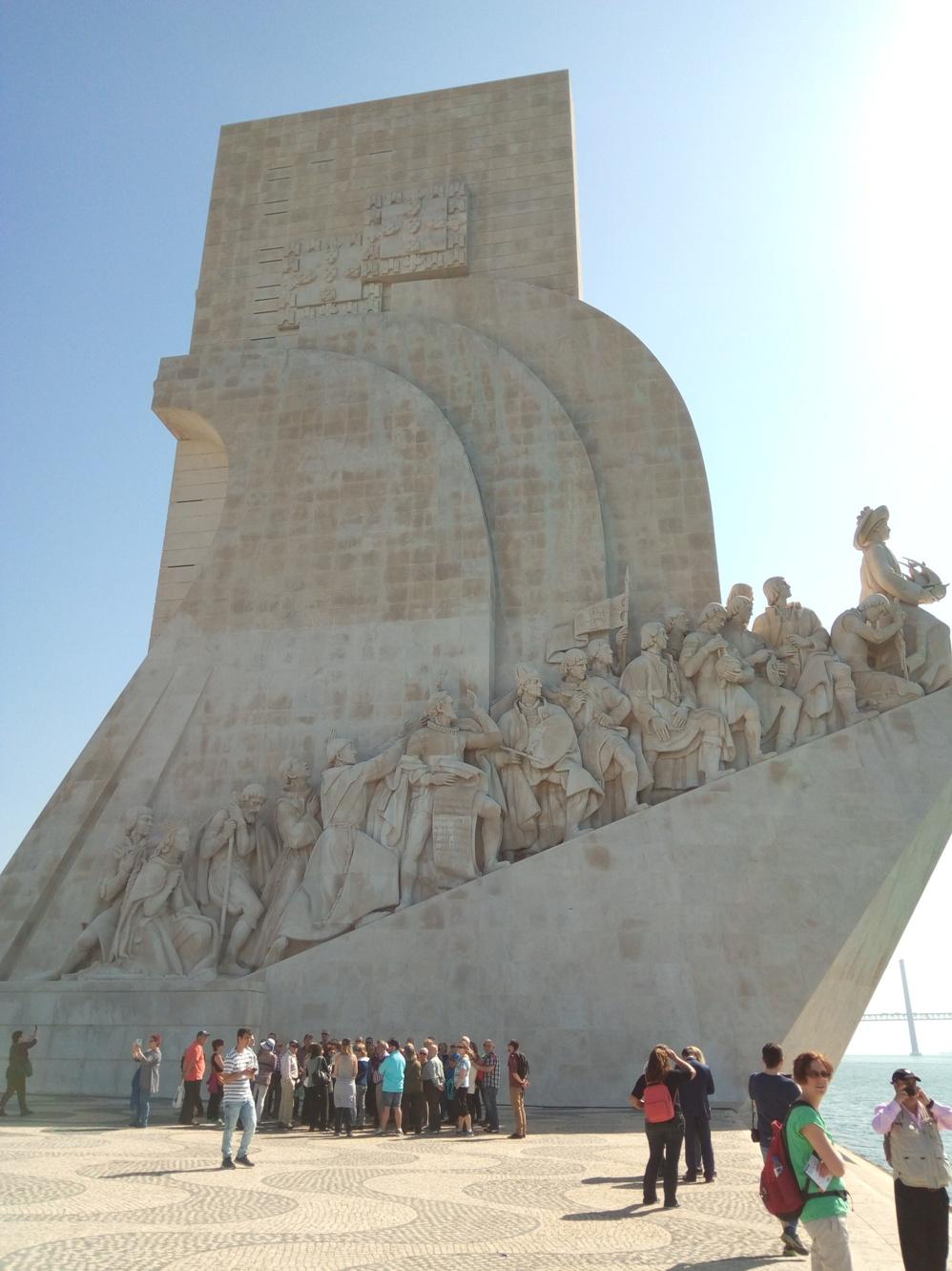 Снимка 3, Паметника на откритията, Лисабон, Португалия