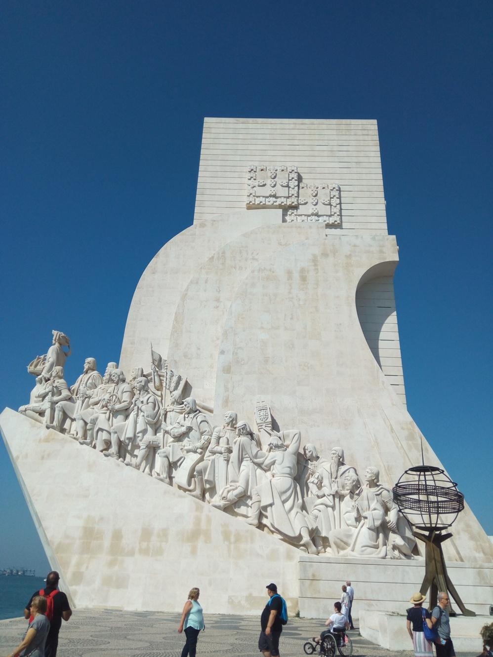 Снимка 4, Паметника на откритията, Лисабон, Португалия
