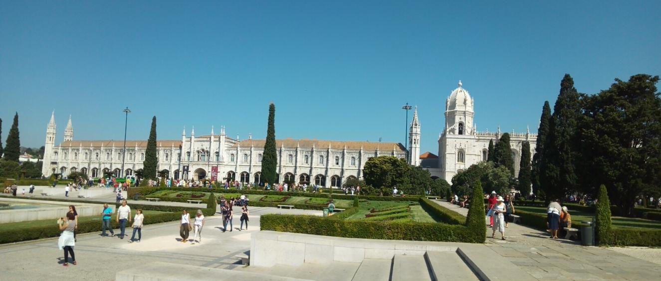 Снимка 6, Манастира в Белем, Лисабон, Португалия