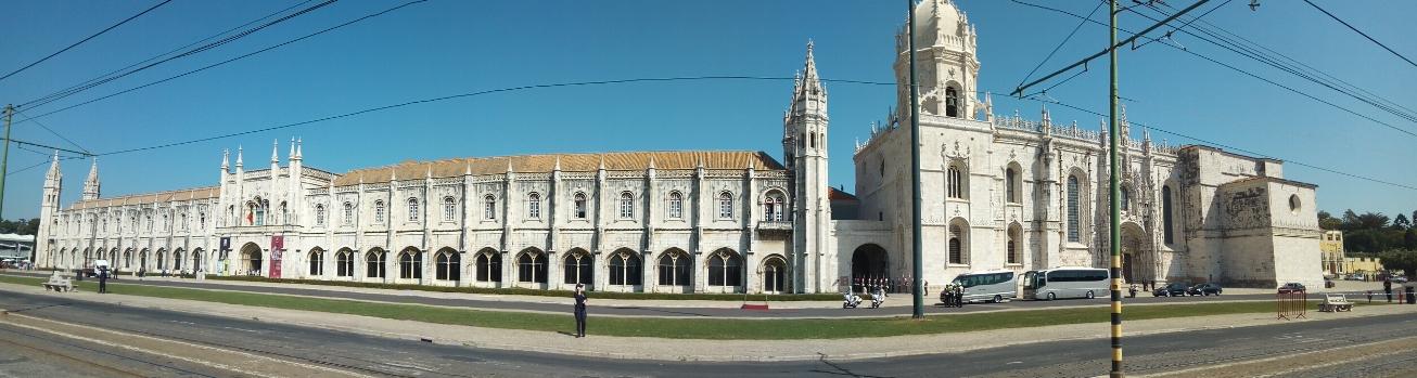 Снимка 7, Манастира в Белем, Лисабон, Португалия
