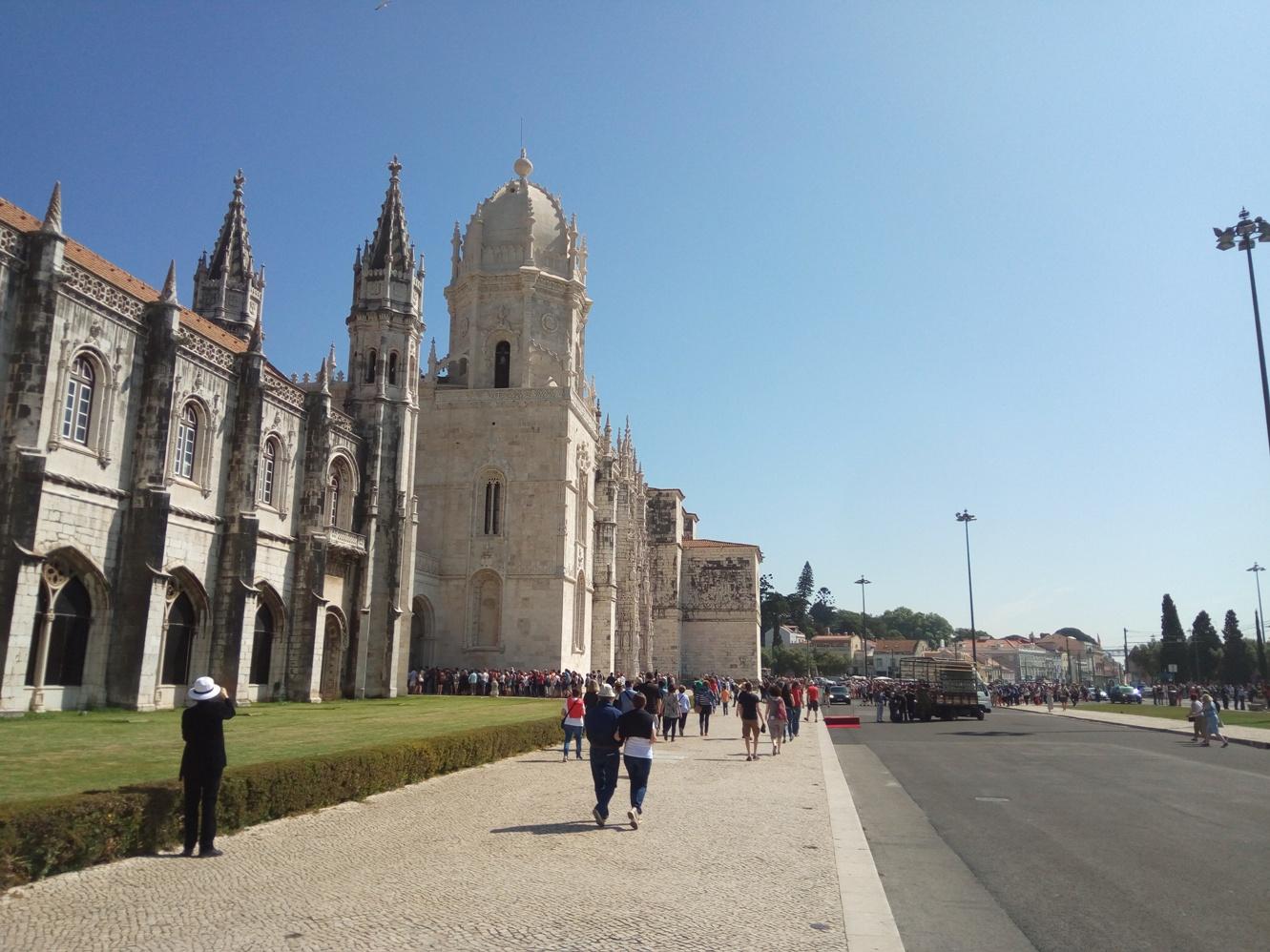 Снимка 8, Манастира в Белем, Лисабон, Португалия