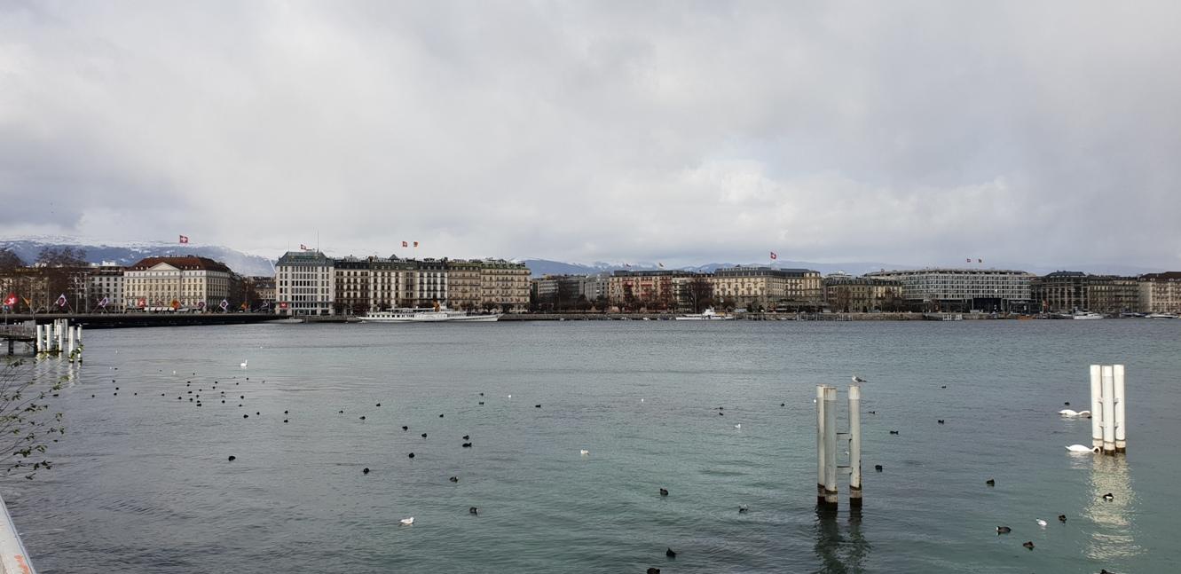 Снимка 1, Женевско езеро, Женева, Швейцария