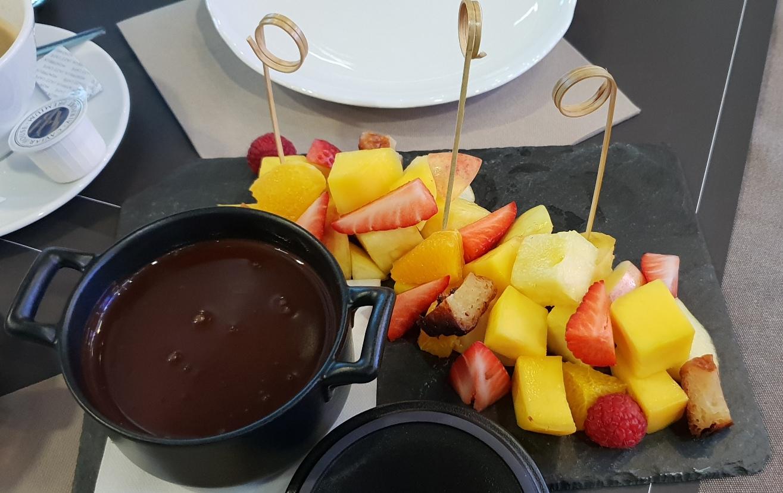 Снимка 25, Шоколадово фондю, Женева, Швейцария