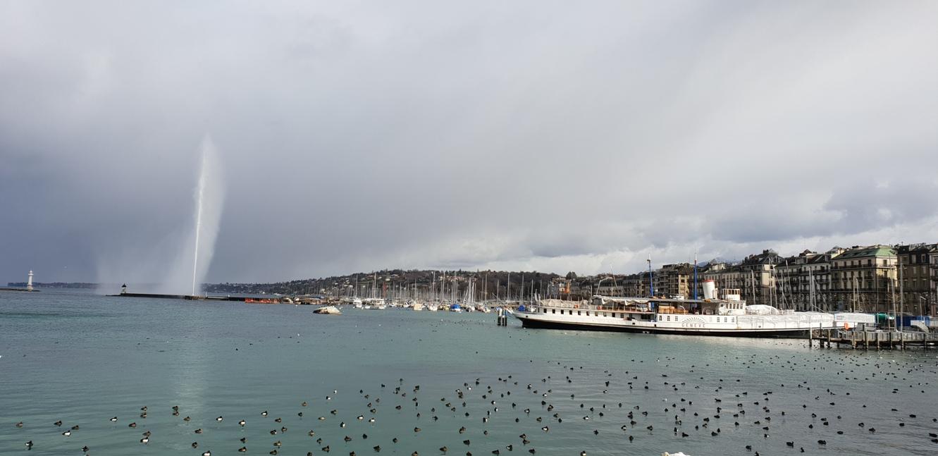 Снимка 3, Фонтанът в Женева, Швейцария