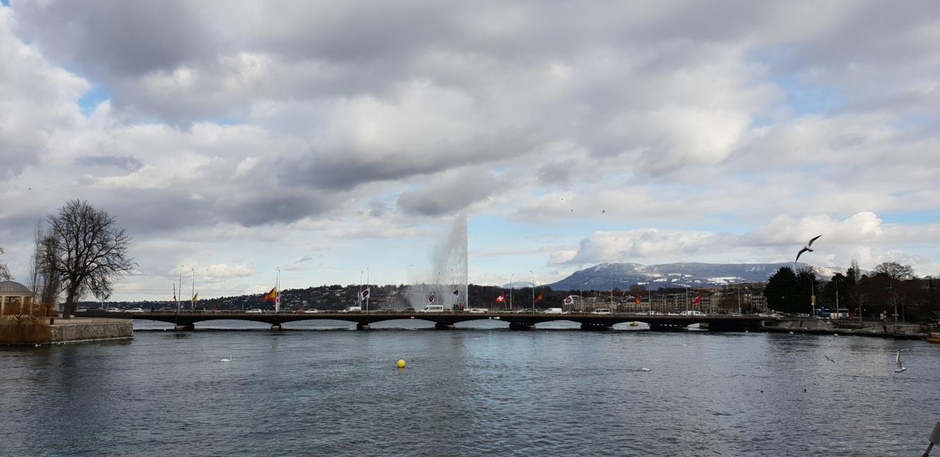 Снимка 4, Jet d'Eau, Женева, Швейцария
