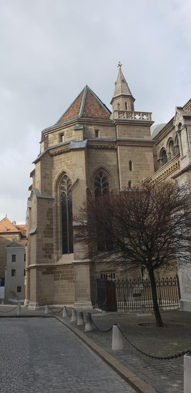 Снимка 5, Cathédrale Saint-Pierre, Женева, Швейцария
