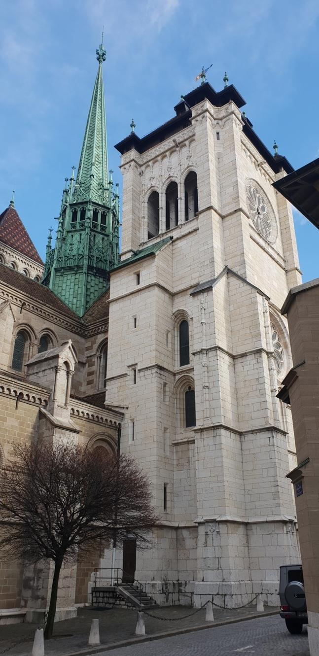Снимка 6, Катедралата Свети Пиер, Женева, Швейцария