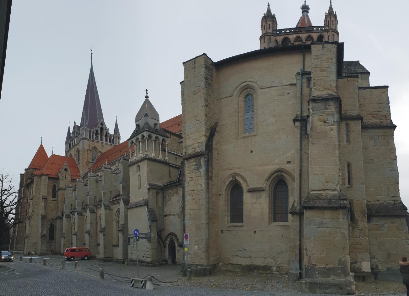 Снимка 17, Cathedral of Notre Dame, Лозана, Швейцария