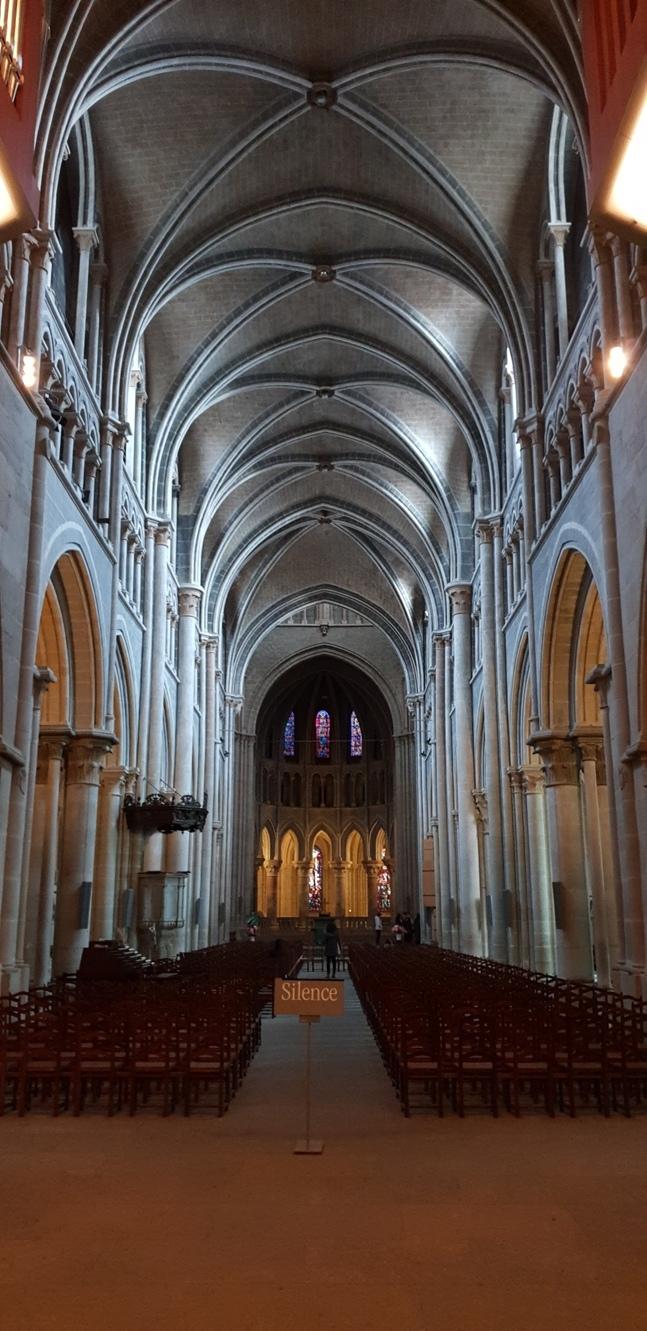 Снимка 19, Cathedral of Notre Dame, Лозана, Швейцария
