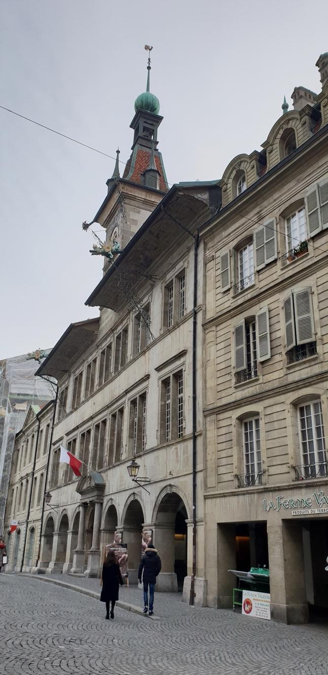 Снимка 23, Hôtel de Ville, Лозана, Швейцария
