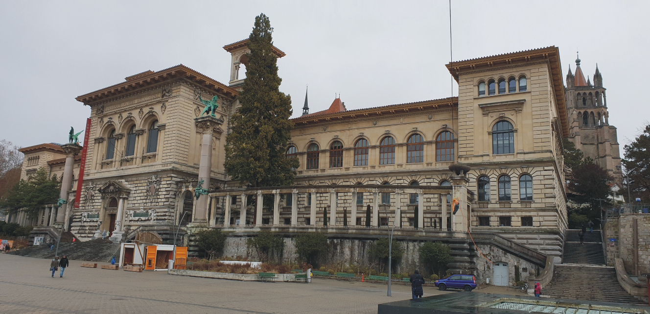 Снимка 25, Palais de Rumine, Лозана, Швейцария